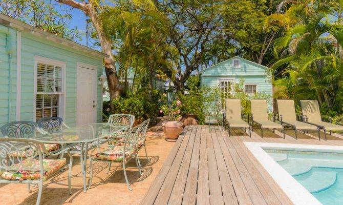 Conch Cottages Old Town Key West Cabanes Louer