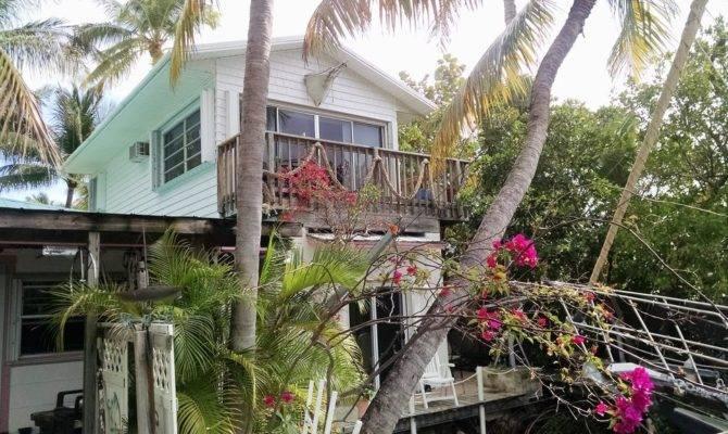 Conch Key Bayfront Cottages Sailboat Vrbo