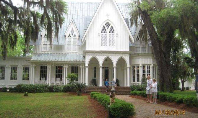 Conservatory Rose Hill Mansion Bluffton