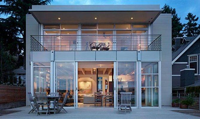 Contemporary Beach House Designs Surprising Extraordinary