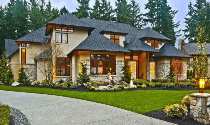 Contemporary Country Home Bellevue Idesignarch Interior Design