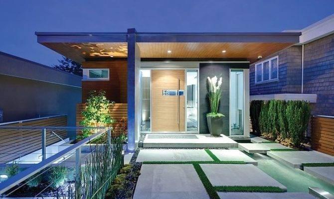 Contemporary Entrance Design Concepts Your Property