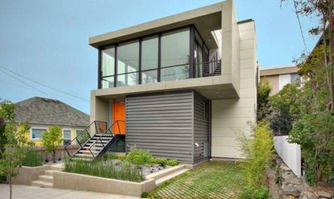 Contemporary House Architectural Designs Small Modern Design