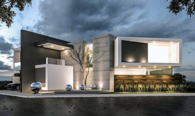 Contemporary House Design New Best