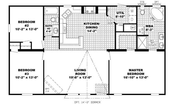 Contemporary House Plans Farmhouse Modern