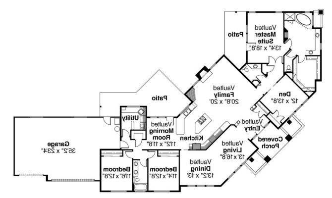 Contemporary House Plans Hawthorne Associated