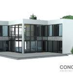 Contemporary House Plans Home