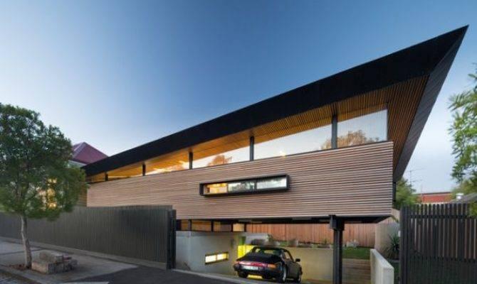 Contemporary Houses Their Inspiring Garages