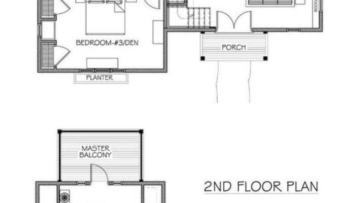 Contemporary One Bedroom Cottage Designs Modern House