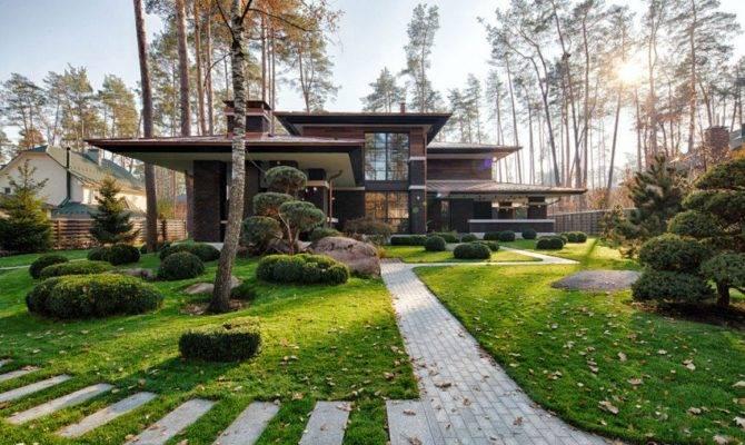 Contemporary Prairie House Yunakov Architecture