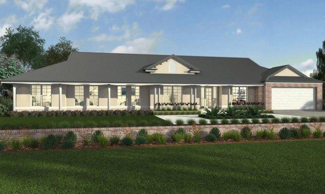 Contemporary Rural Homes Designs Modern House