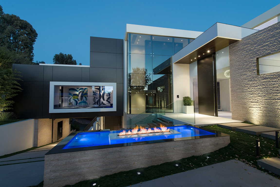 Contemporary Super Modern Homes Marvelous