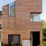 Contemporary Urban House Iroonie