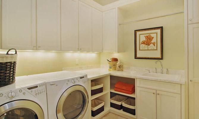 Convenient Second Floor Laundry