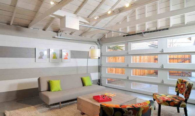 Convert Garage Living Space Garages