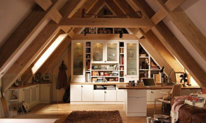 Converting Your Loft Into Home Office Network Round Table