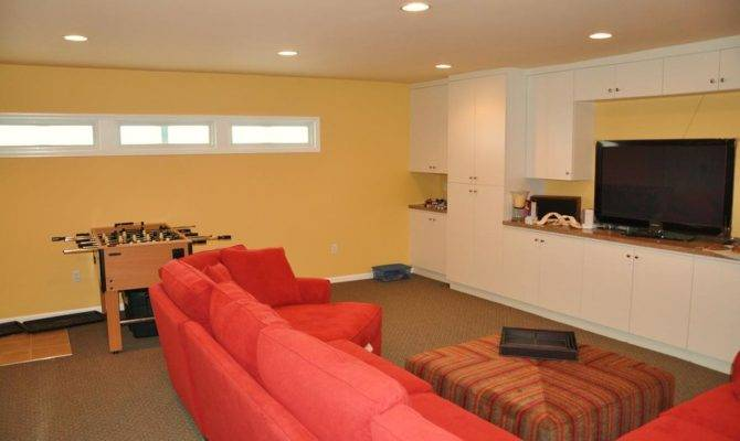 Cool Garage Rec Room House Plans