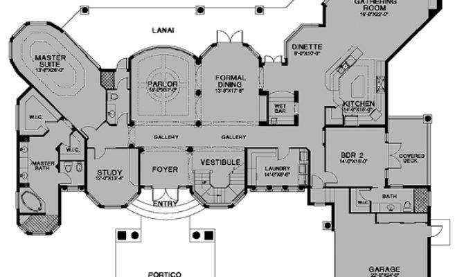 Cool House Plans Cottage