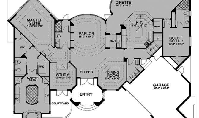 Cool House Plans Duplex Design