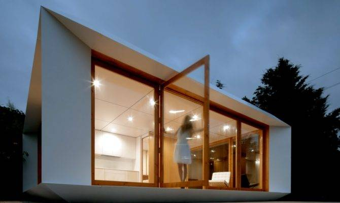 Cool Modern Tiny House Magic Design Architecture