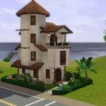 Cool Sims Houses Mod Esims Santa Maria