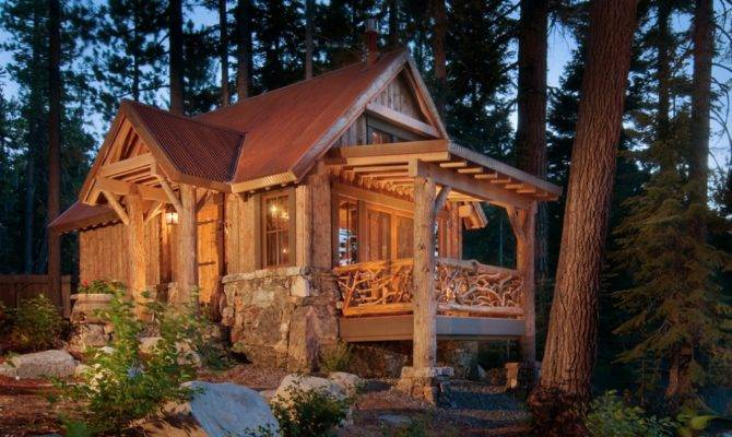 Coolest Cabins Cozy Cabin
