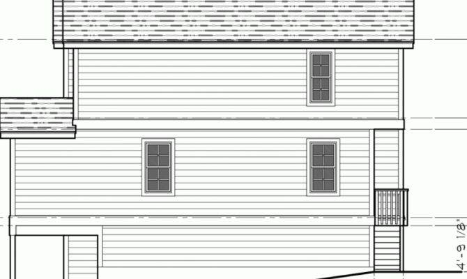 Coolest Multi House Plans Duplex Danutabois