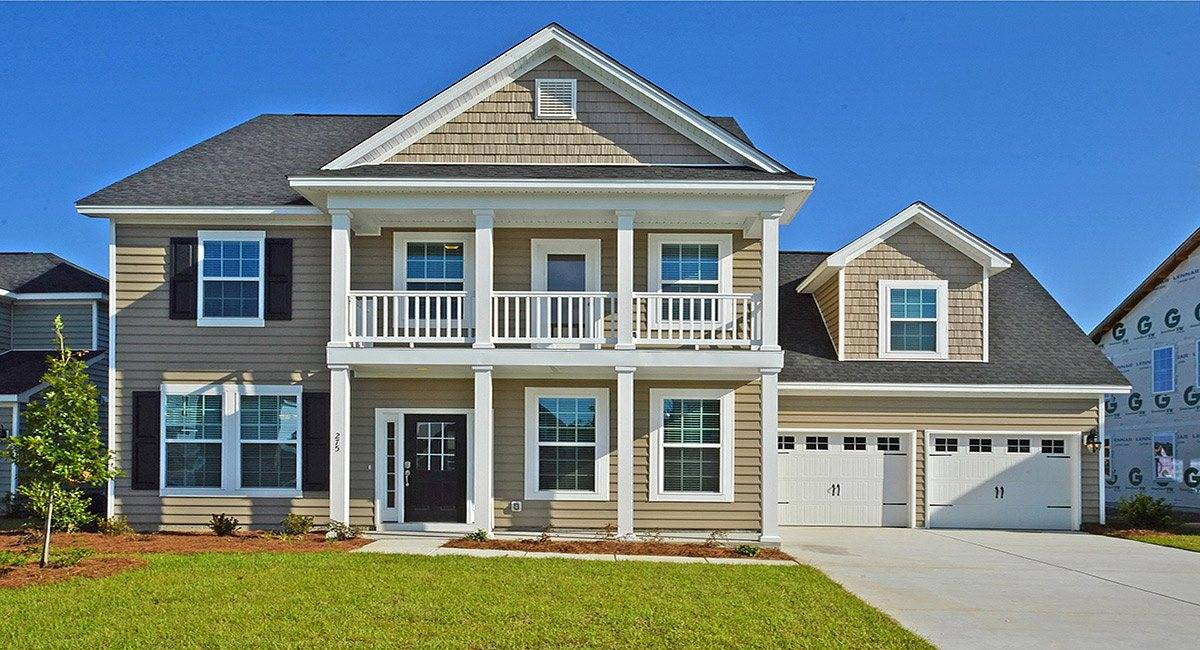 Coosaw Preserve Coastal Collection New Home Community