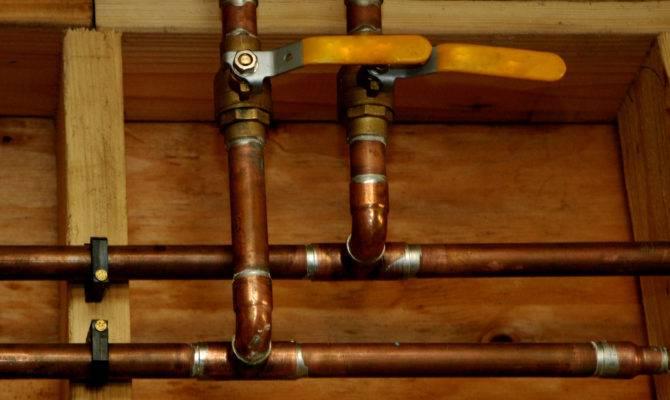 Copper Pipes Plumbing Pixshark