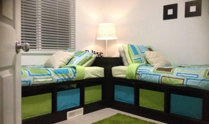 Corner Beds Twins Pinterest