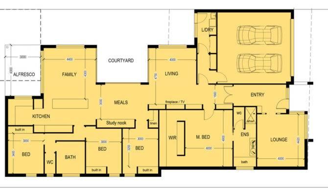 Corner Block House Plans Plan Review