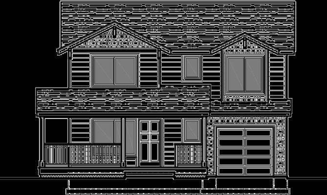 Corner Lot Duplex Home Plans