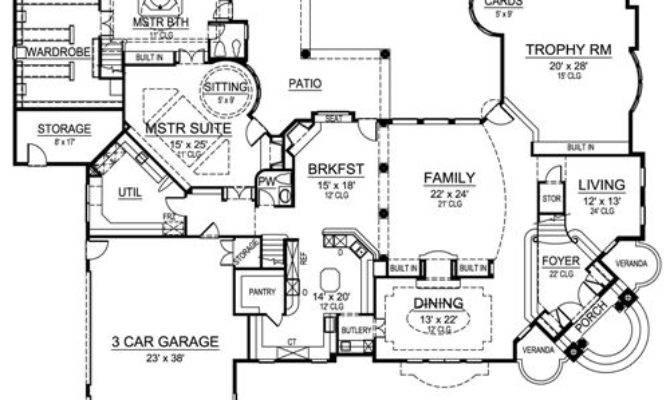 Corner Lot Luxury Home Design