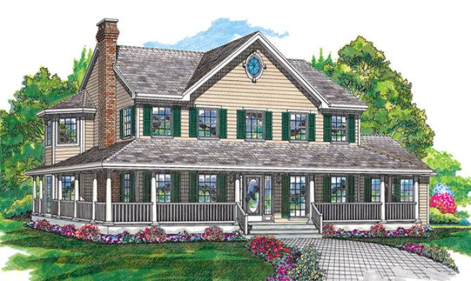 Cornfeld Traditional Farmhouse Plan House