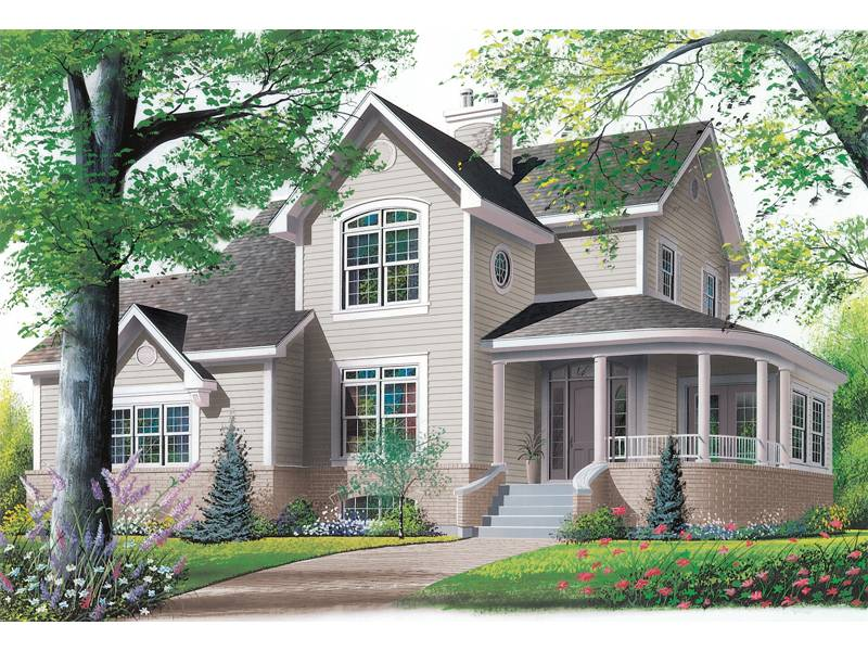 Corolla Craftsman Farmhouse Plan House Plans More