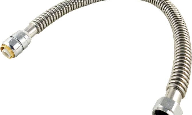 Corrugated Stainless Steel Hose Water Heater Supply Connector