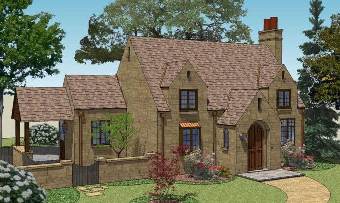 Cotswold Cottage House Plans Designs