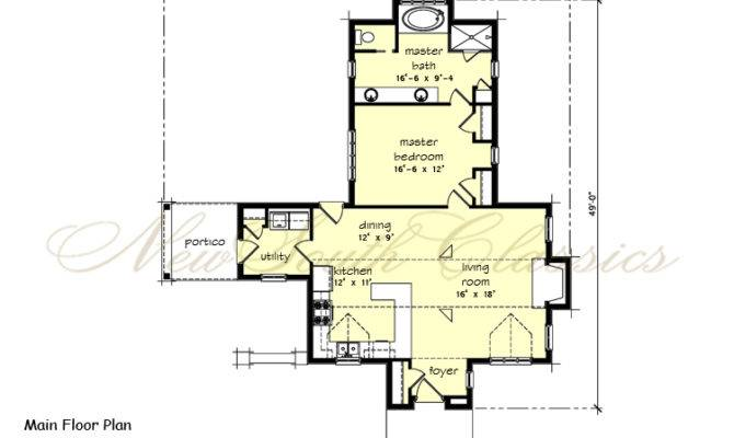 Cotswold Cottage House Plans Home Plan