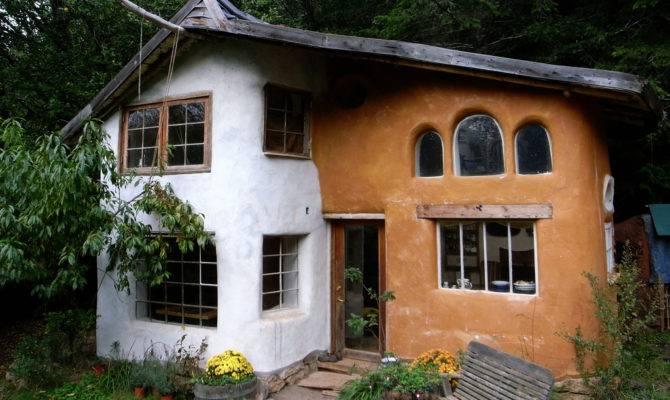 Cottage Company Earth Cob Tiny House Concept Ziggy Visits