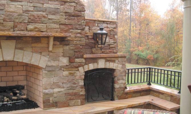 Cottage Country Stone Veneer