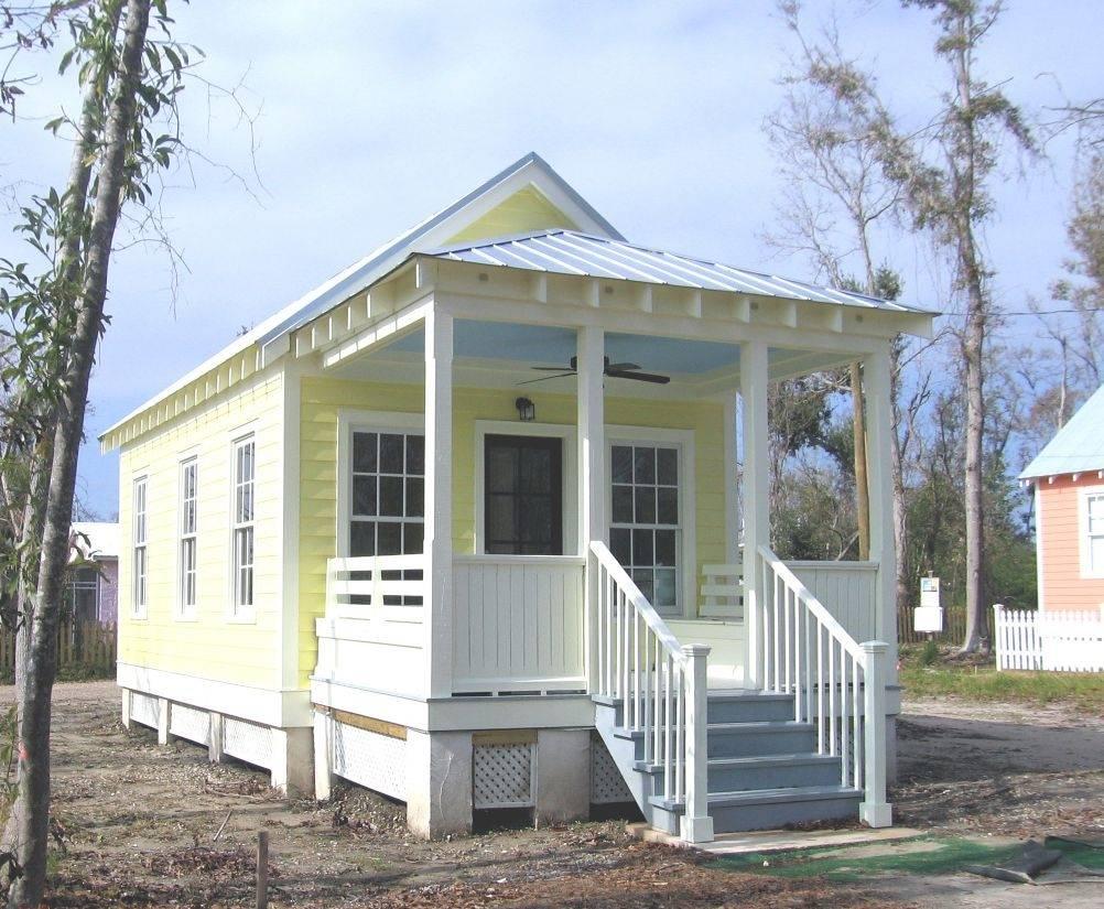 Cottage Designer Speaks Need Affordable Efficient Housing