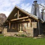 Cottage Home Stone Decoration Architect Renovated