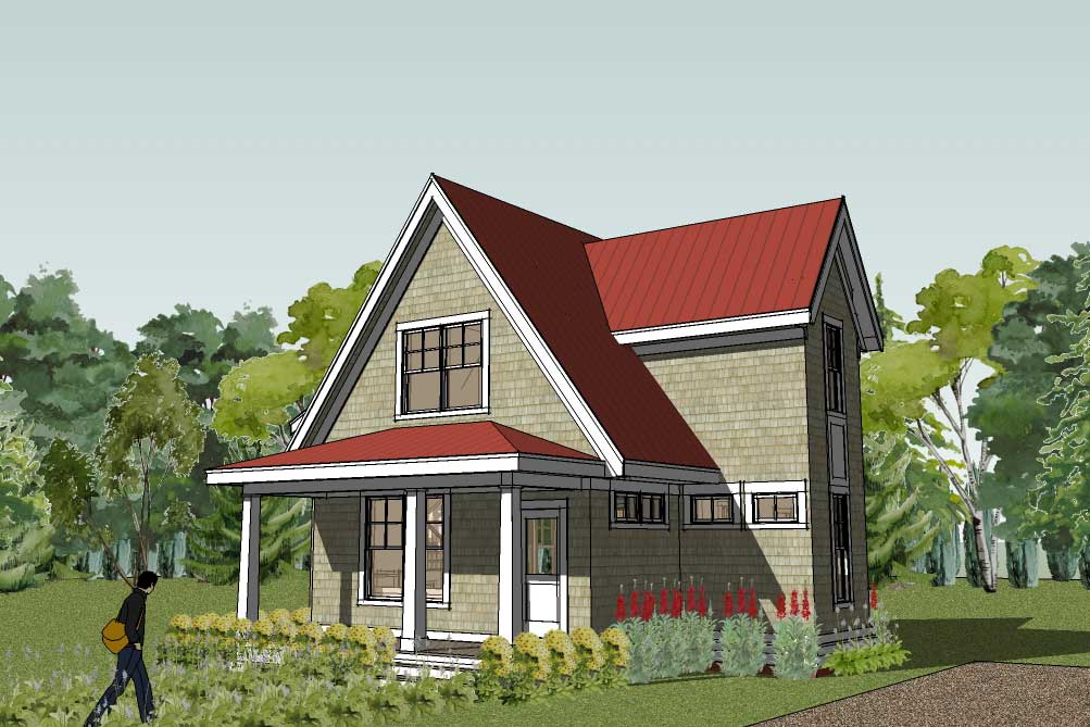 Cottage House Plans Alan Mascord Design Associates Inc