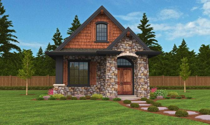 Cottage House Plans Attached Garage Best