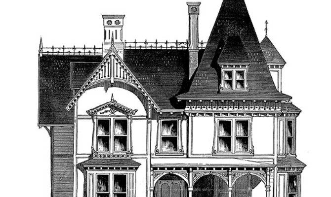 Cottage House Plans French Gothic