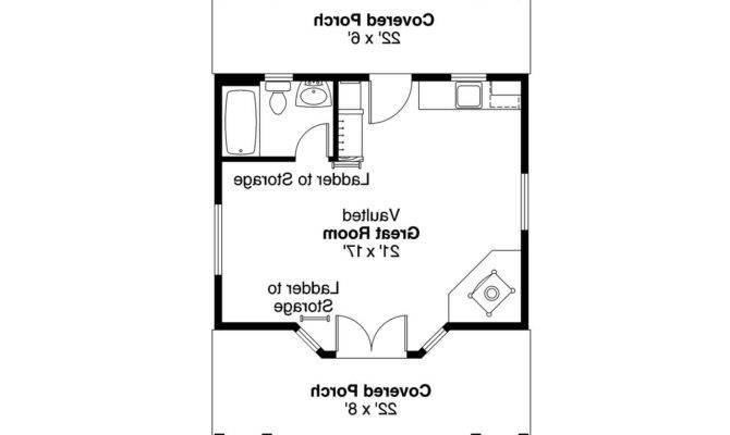 Cottage House Plans Guest Associated Designs