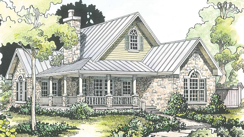 Cottage House Plans Home Style Designs