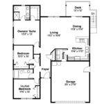 Cottage House Plans Kayleigh Associated Designs