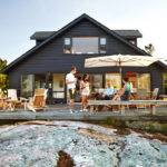 Cottage Traditional Deck Attractive Design Ideas Toronto Offer