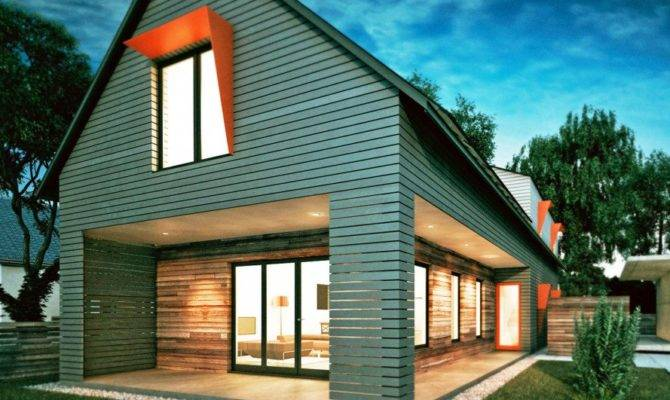 Could Acre Designs Venture Backed Zero Energy Houses